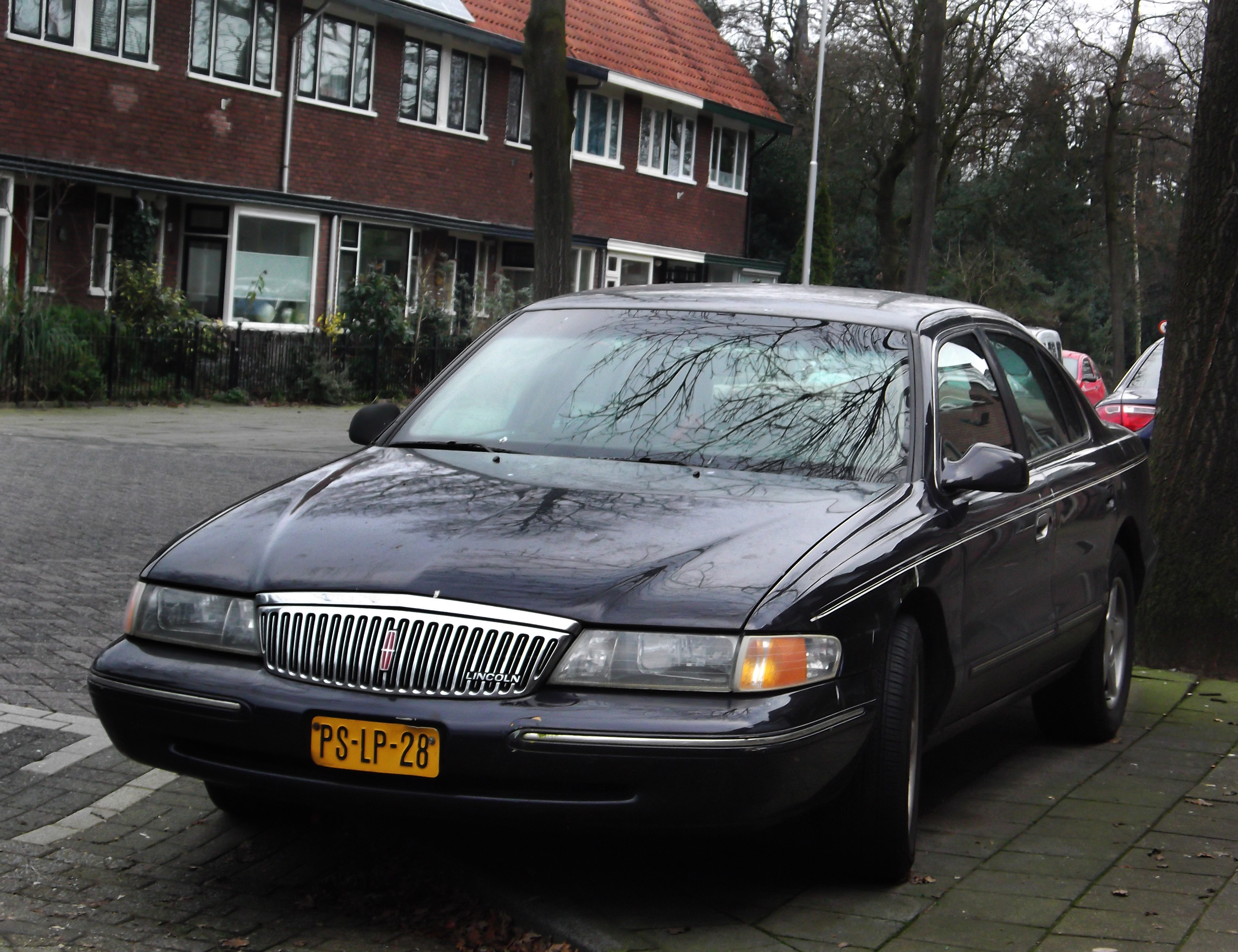 1996 Lincoln Continental In The Netherlands Regularcarreviews