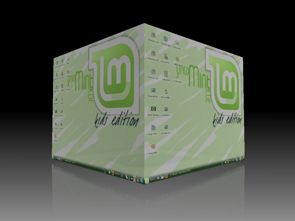 File:Linux MInt 3 0 XFCE COmpiz Fusion png - Wikimedia Commons