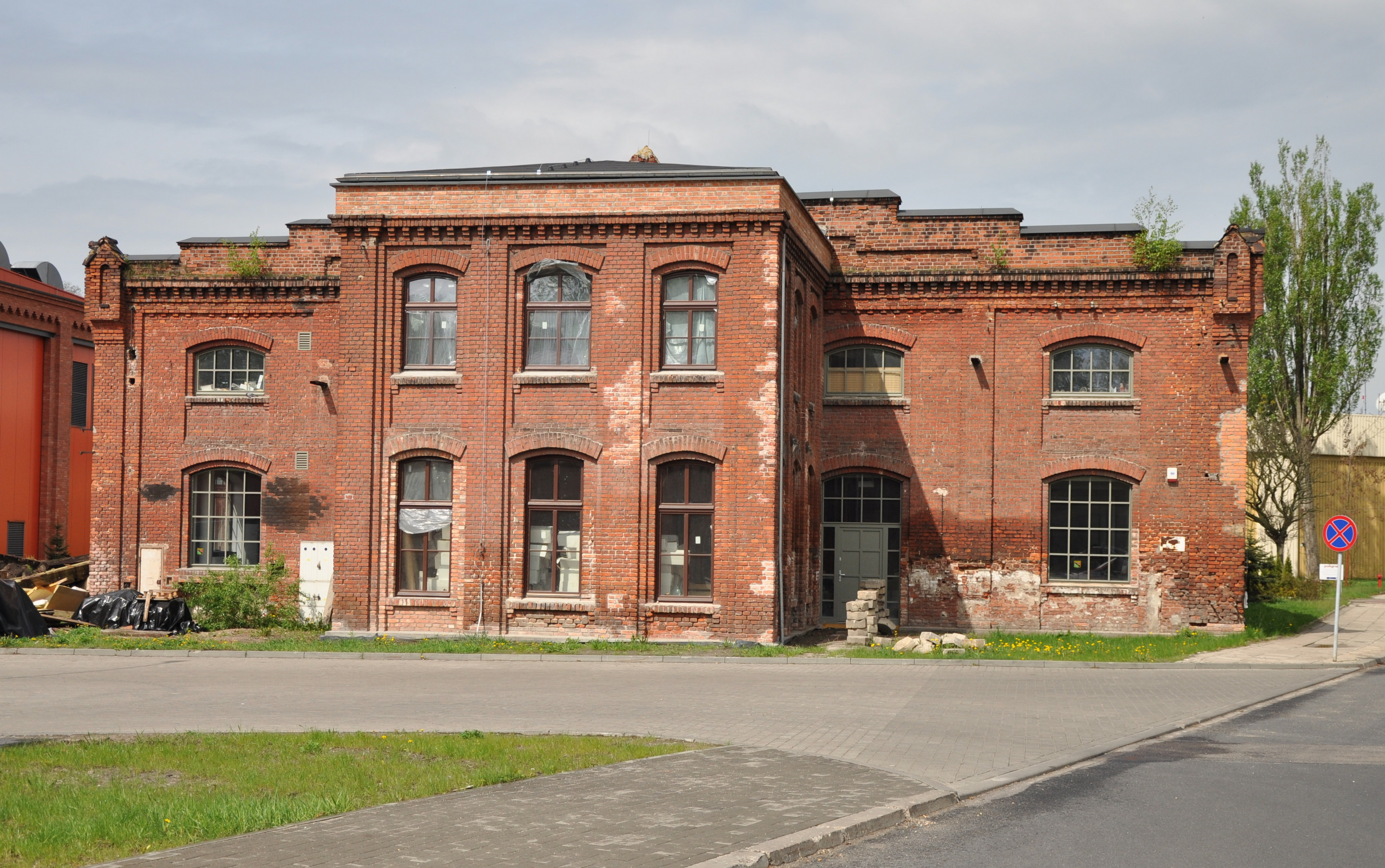 Image gallery oldbuilding for How to become a builder in ga