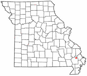 Loko di Bell City, Missouri