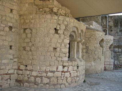 Современное состояние церкви Святого Николая в Демре