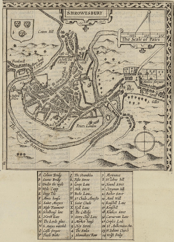 File:Map of Shrewsbury town 01946.jpg - Wikimedia Commons