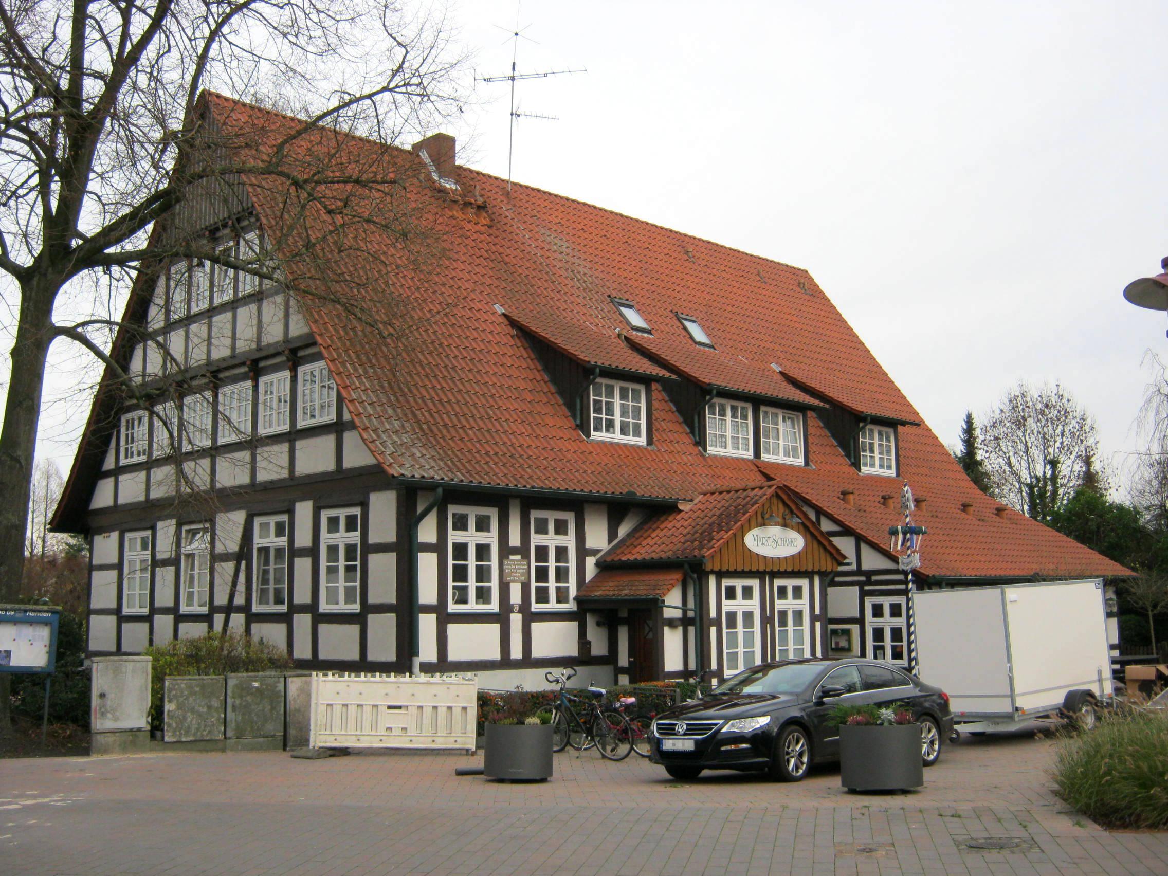 File:Marktschänke Rahden von Westen.jpg - Wikimedia Commons