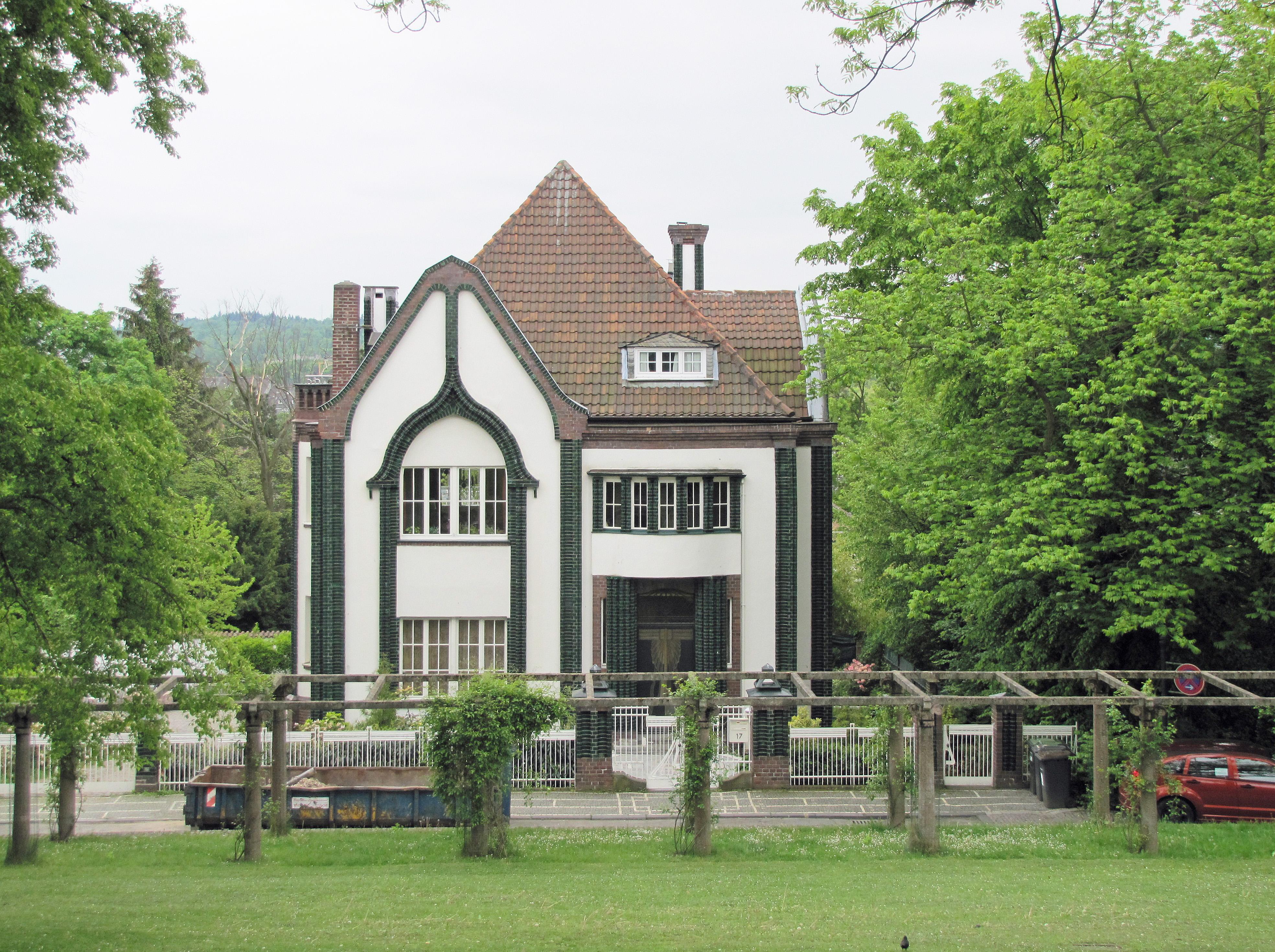 file mathildenhoehe behrens haus wikimedia commons