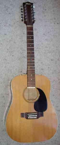 corde de guitare acoustique