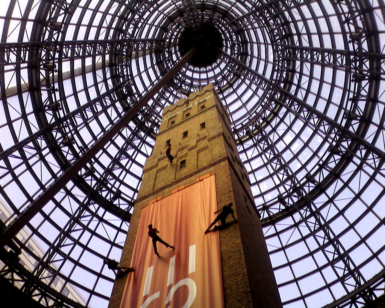 Melbourne Central by Ashton Raggatt McDougall