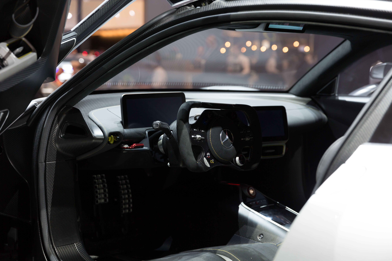 Mercedes-AMG One - Wikipedia