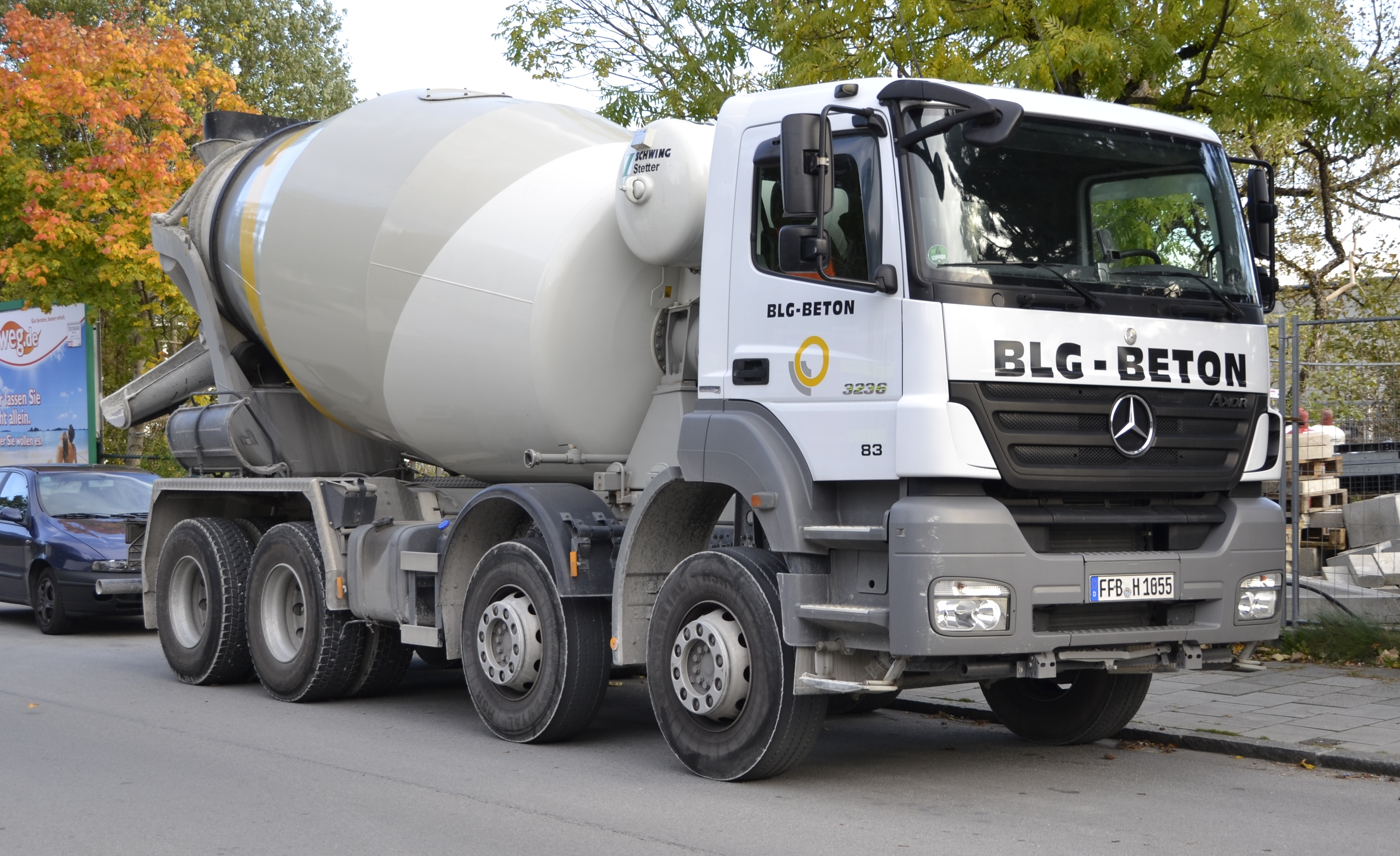 Cement Mixer Dimensions Based Cement Mixer Truck