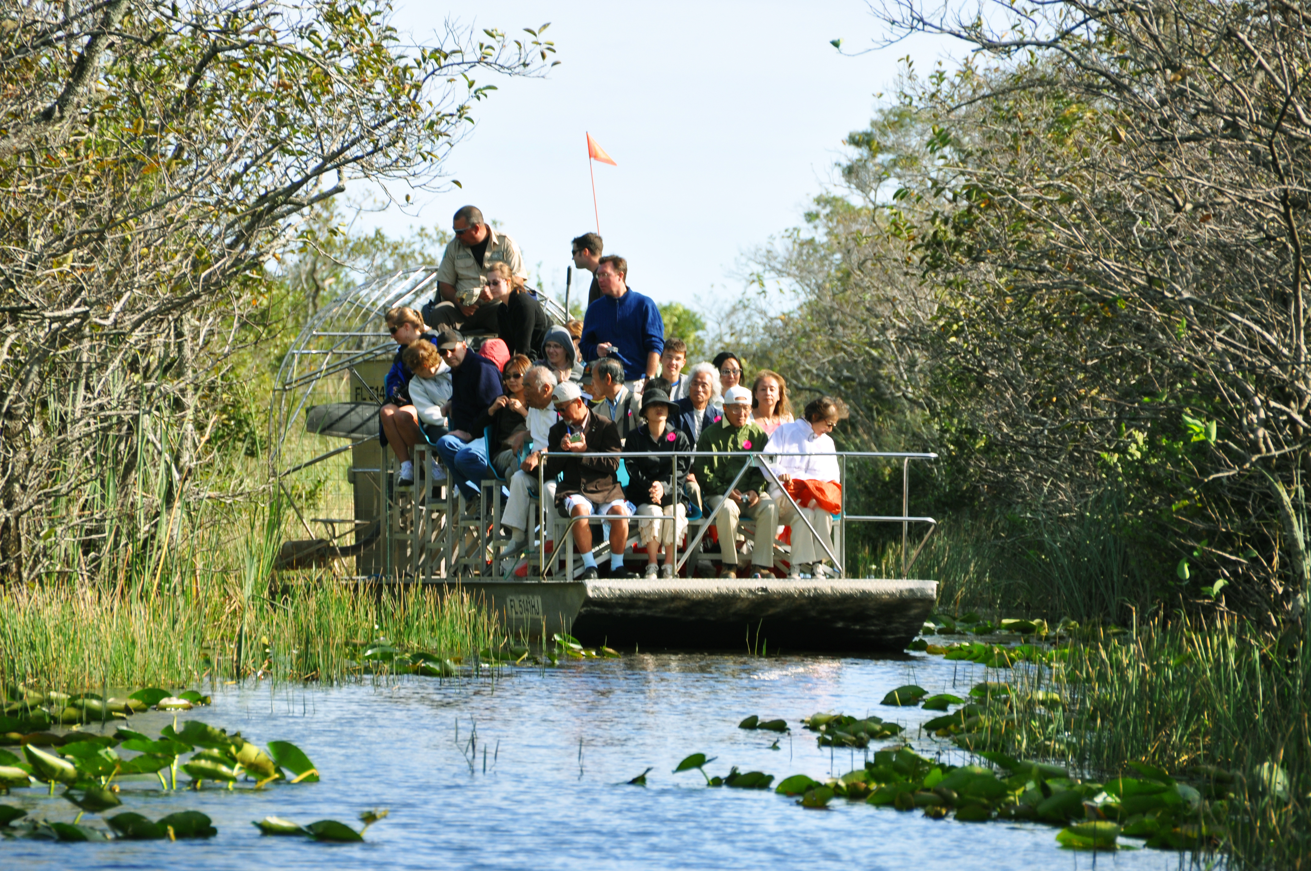 Orlando Airboat Tours Kissimmee