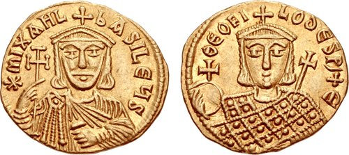 Michał II Amoryjczyk