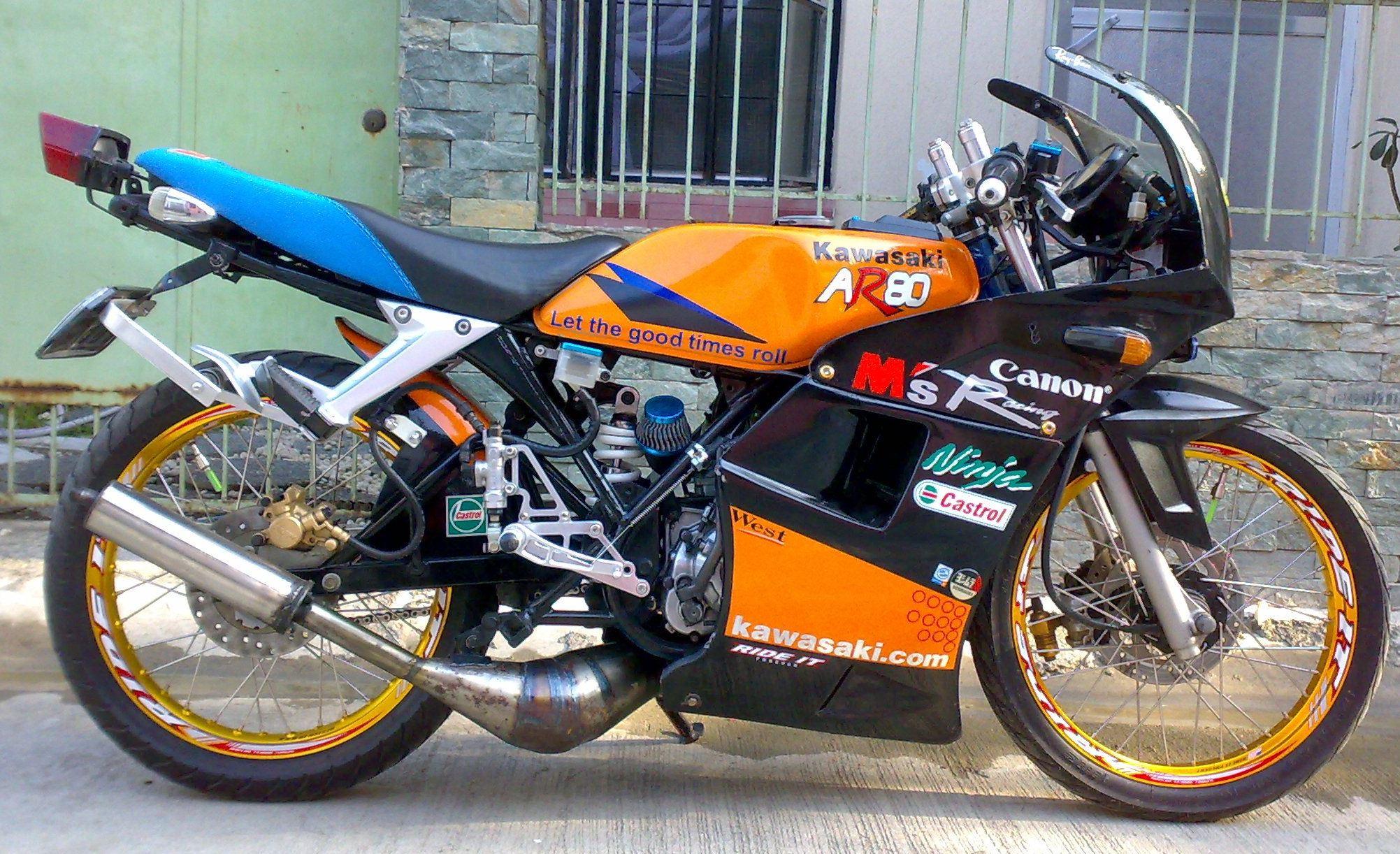 Kawasaki Ar Stroke