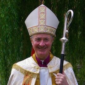 Dominic Walker (bishop) British bishop
