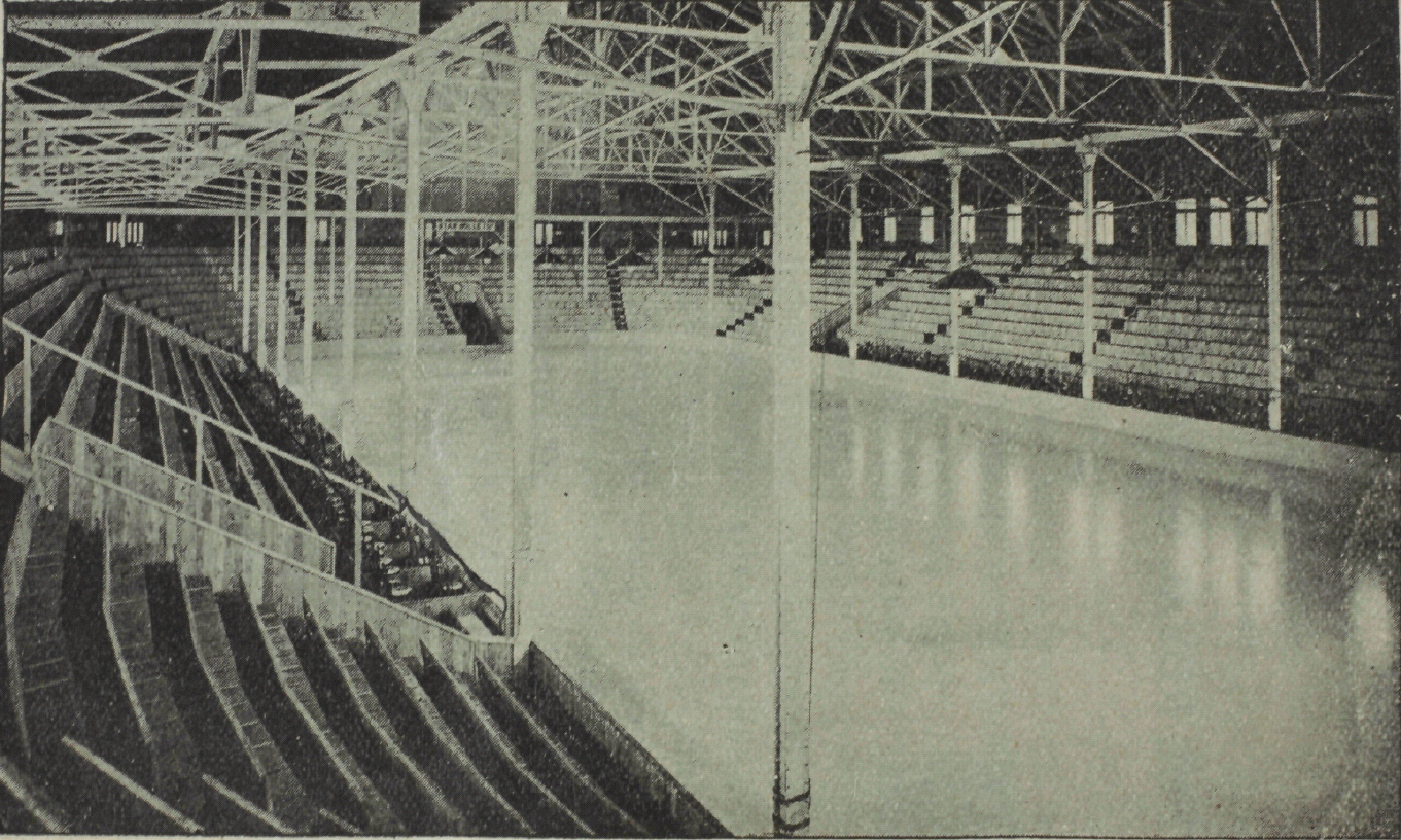 Montreal Arena, 1899, from Wikimedia Commons