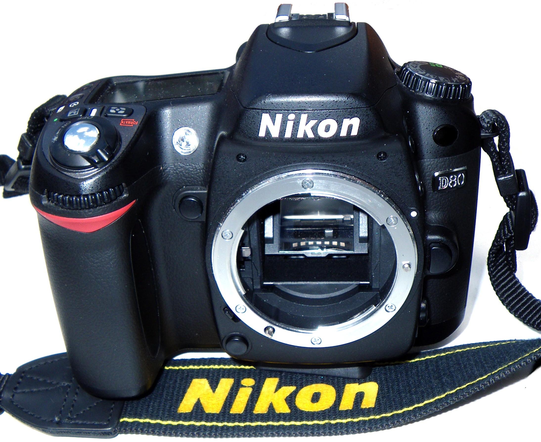 File:Nikon D80 Body.JPG - Wikimedia Commons