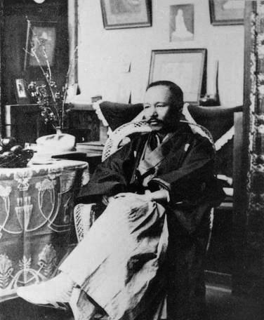 Mori Ōgai in 1911.