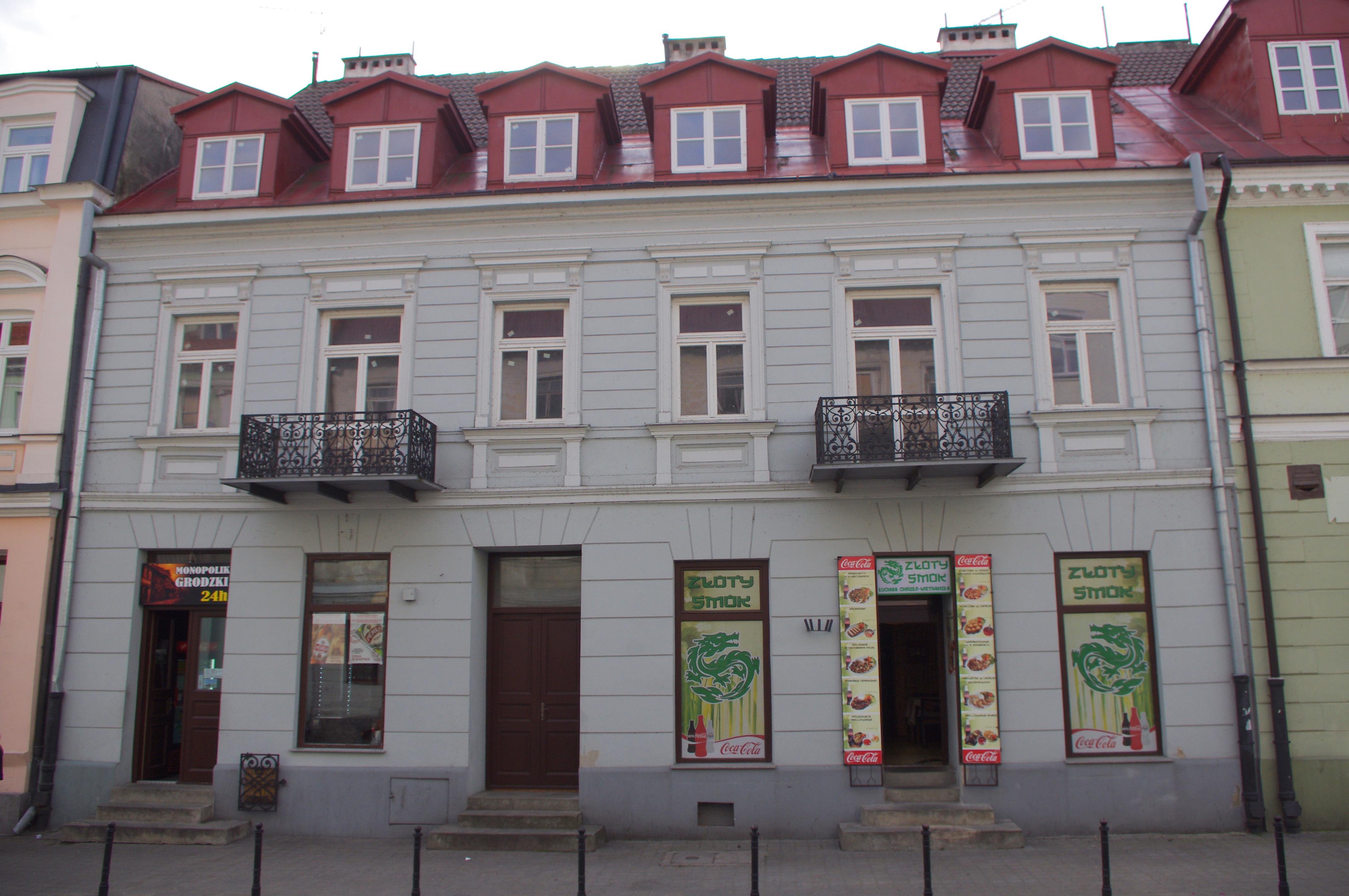 Plikpłock Grodzka 12jpg Wikipedia Wolna Encyklopedia