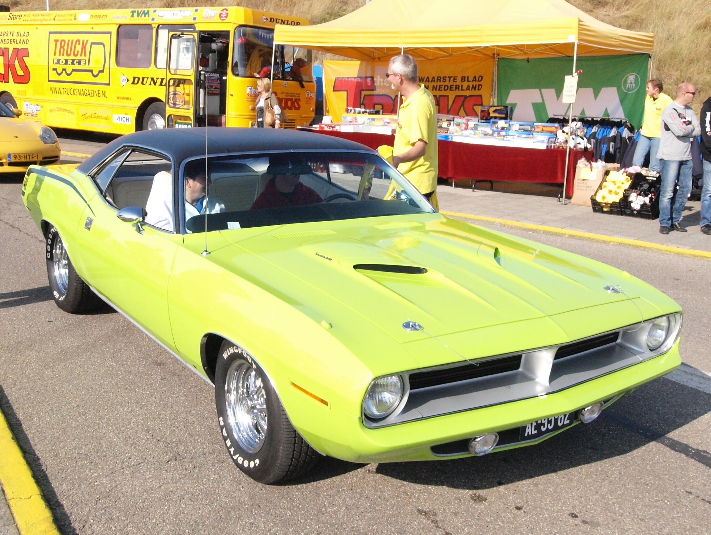 1966 Barracuda Restoration