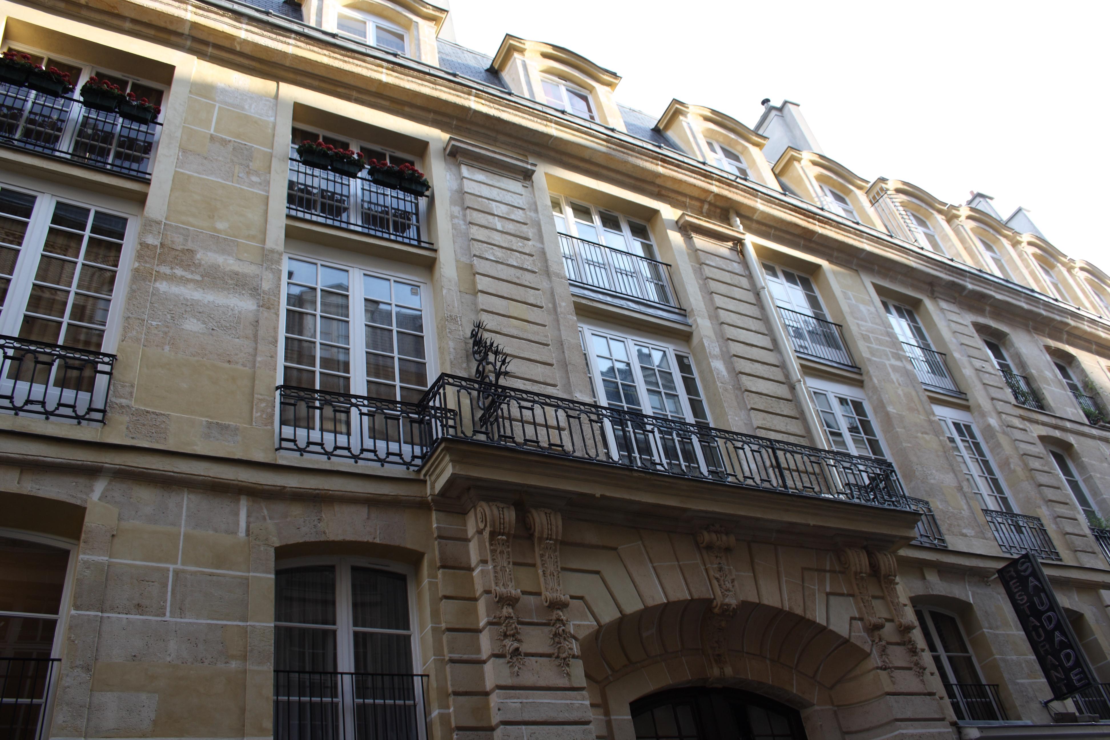 La Bourdonnais Hotel Paris