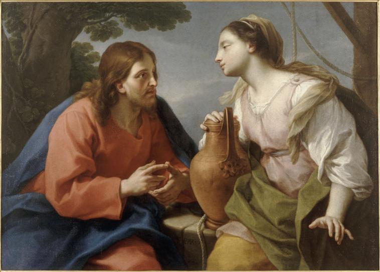 Parrocel-%C3%A9tienne-Jesus-Samaritaine femme