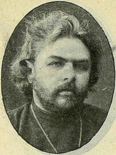 Депутат Думы и ещё священник, 1907