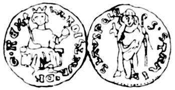 Znalezione obrazy dla zapytania moneta kolorowanka