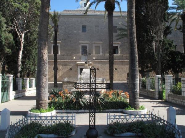 מרכז צליינים סטלה מאריס