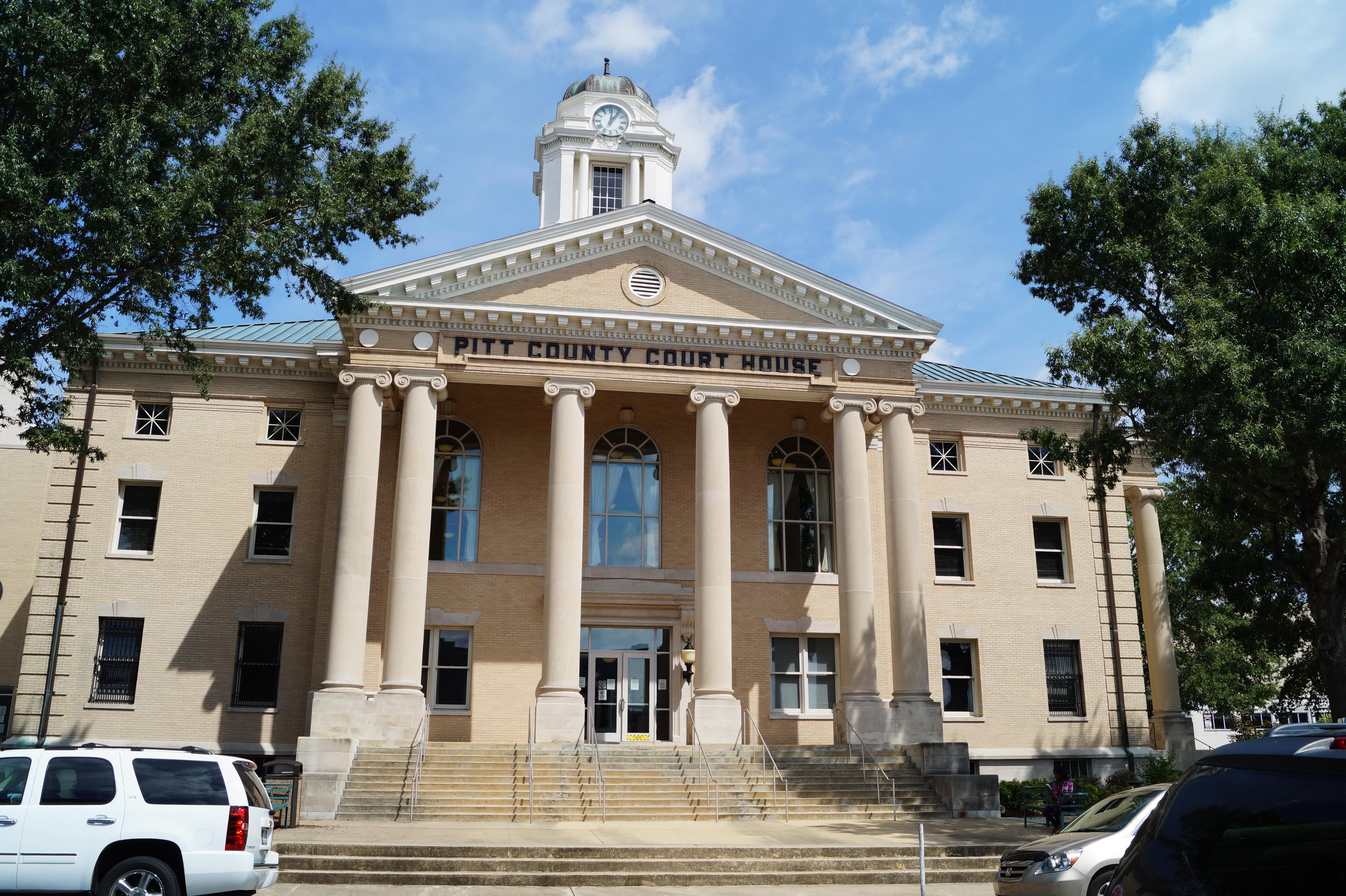 Pitt County, North Carolina - Wikipedia