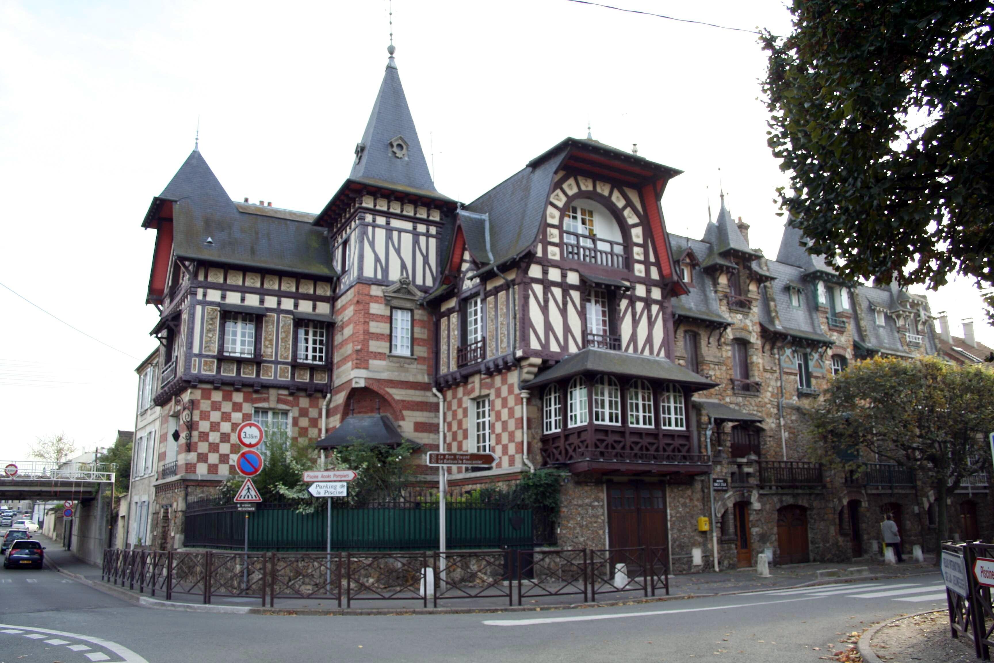 File Poissy Maison Atelier De Th Ophile