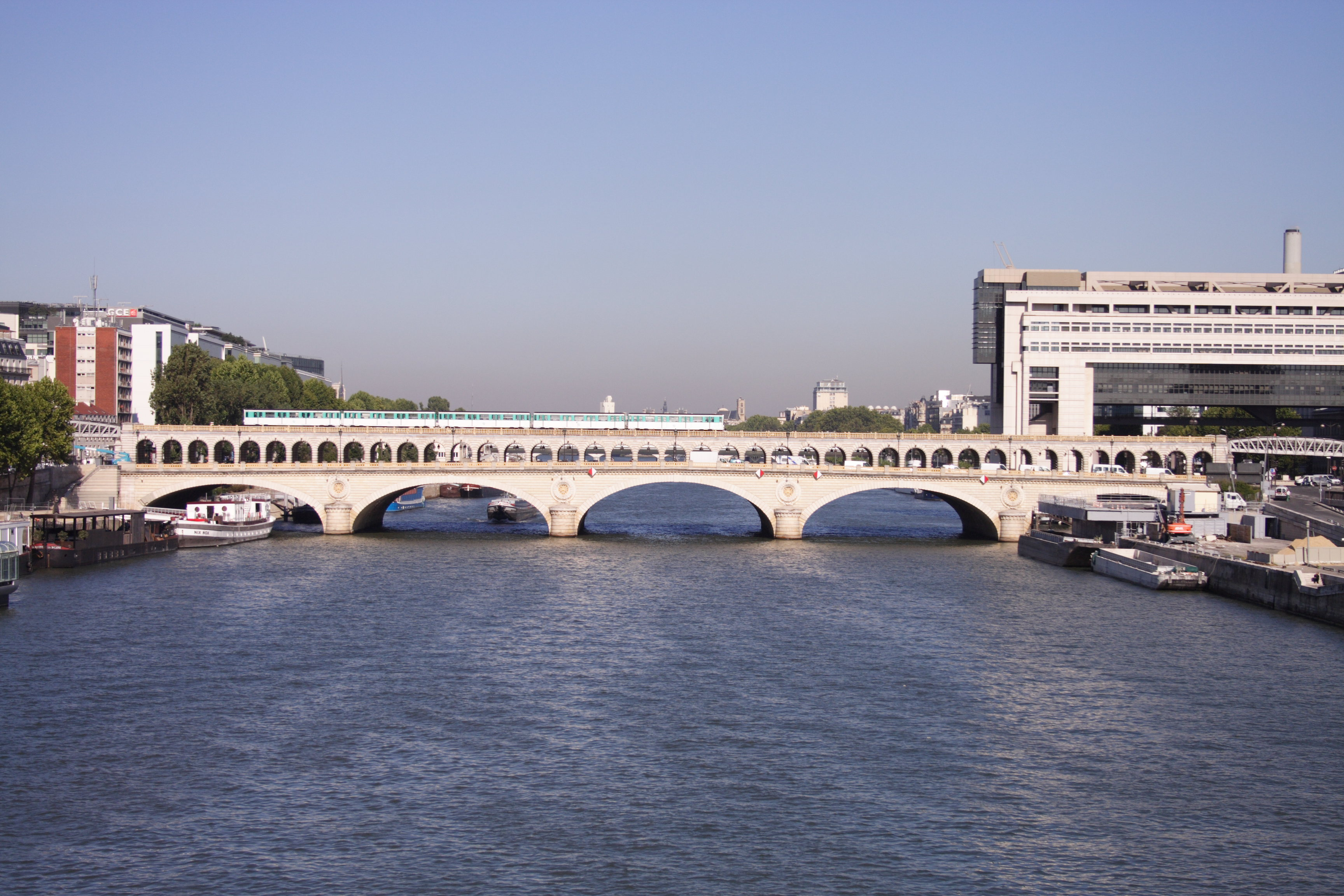 pont de bercy wikiwand. Black Bedroom Furniture Sets. Home Design Ideas