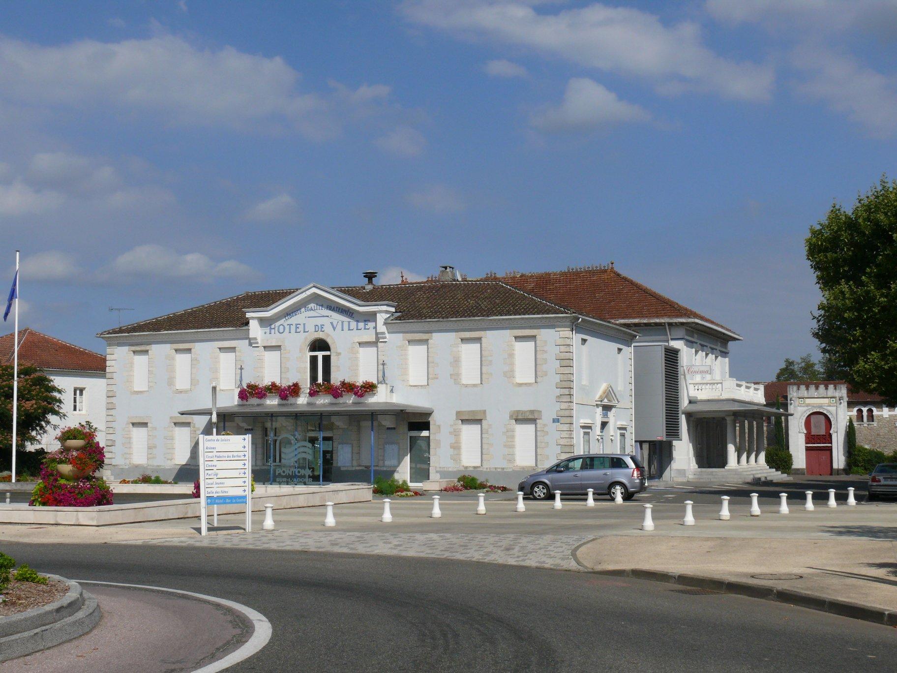 Pontonx-sur-l'Adour