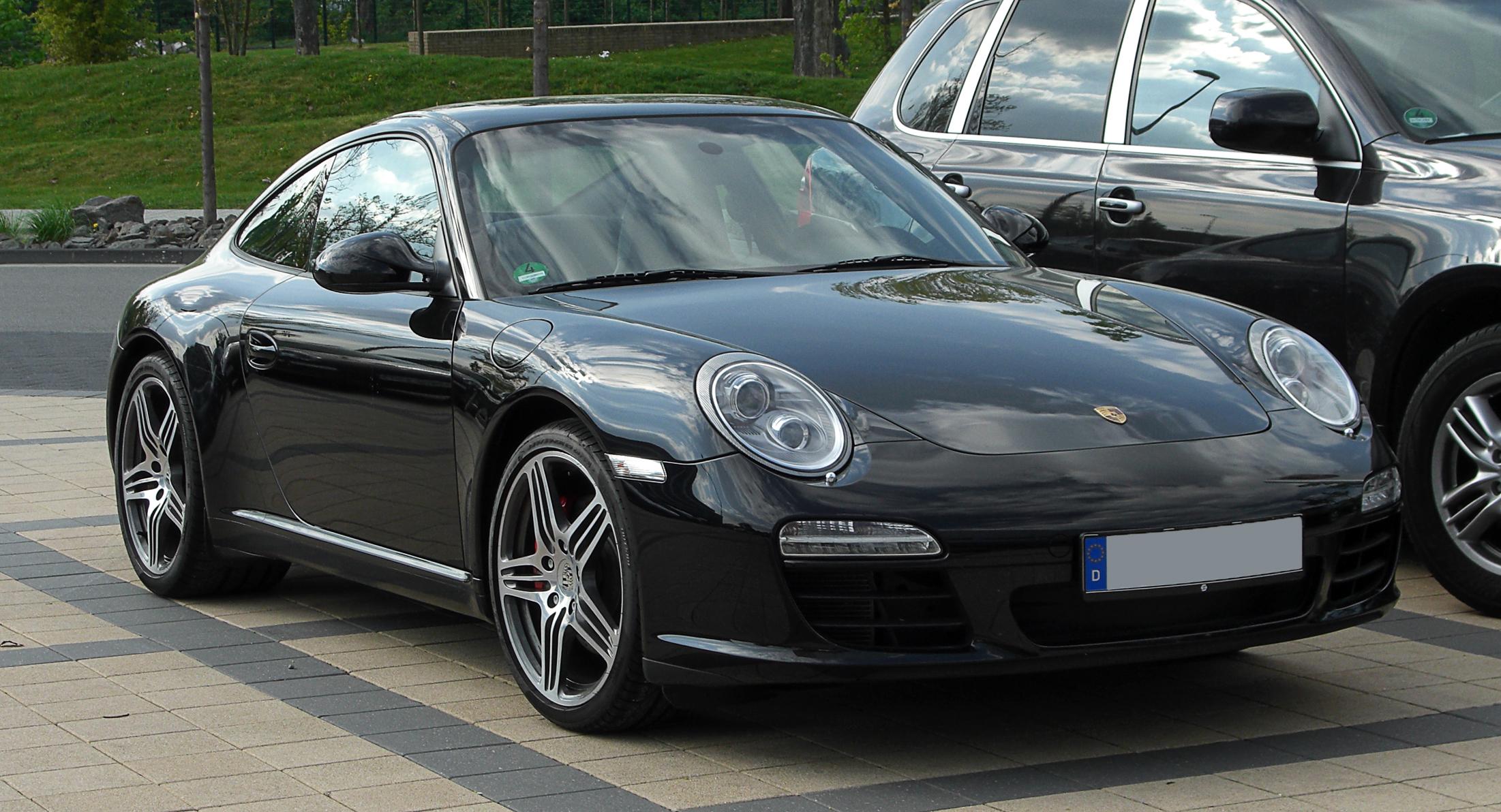 File Porsche 911 Carrera S Coup 233 997 Facelift
