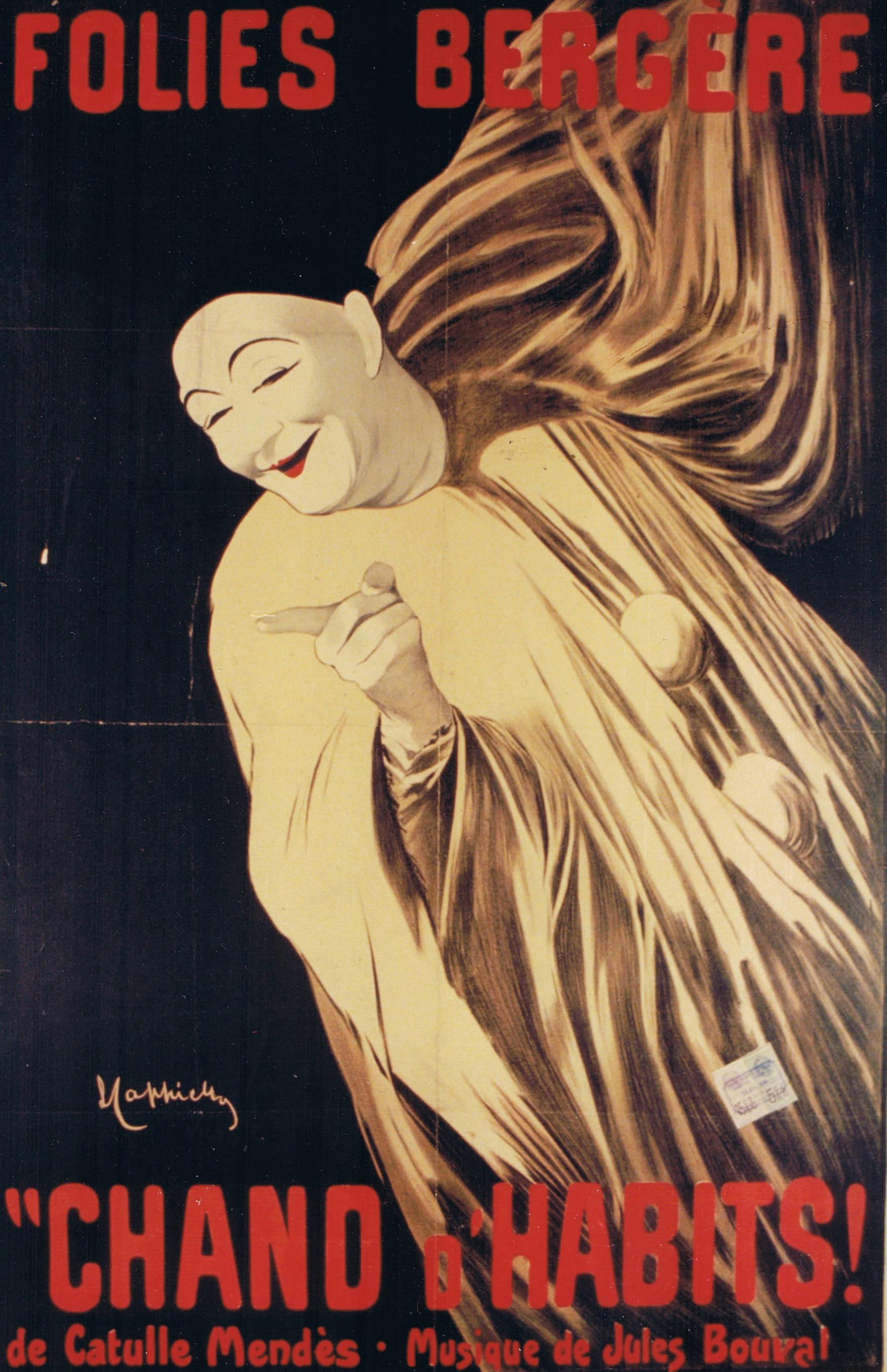 Depiction of Pantomima