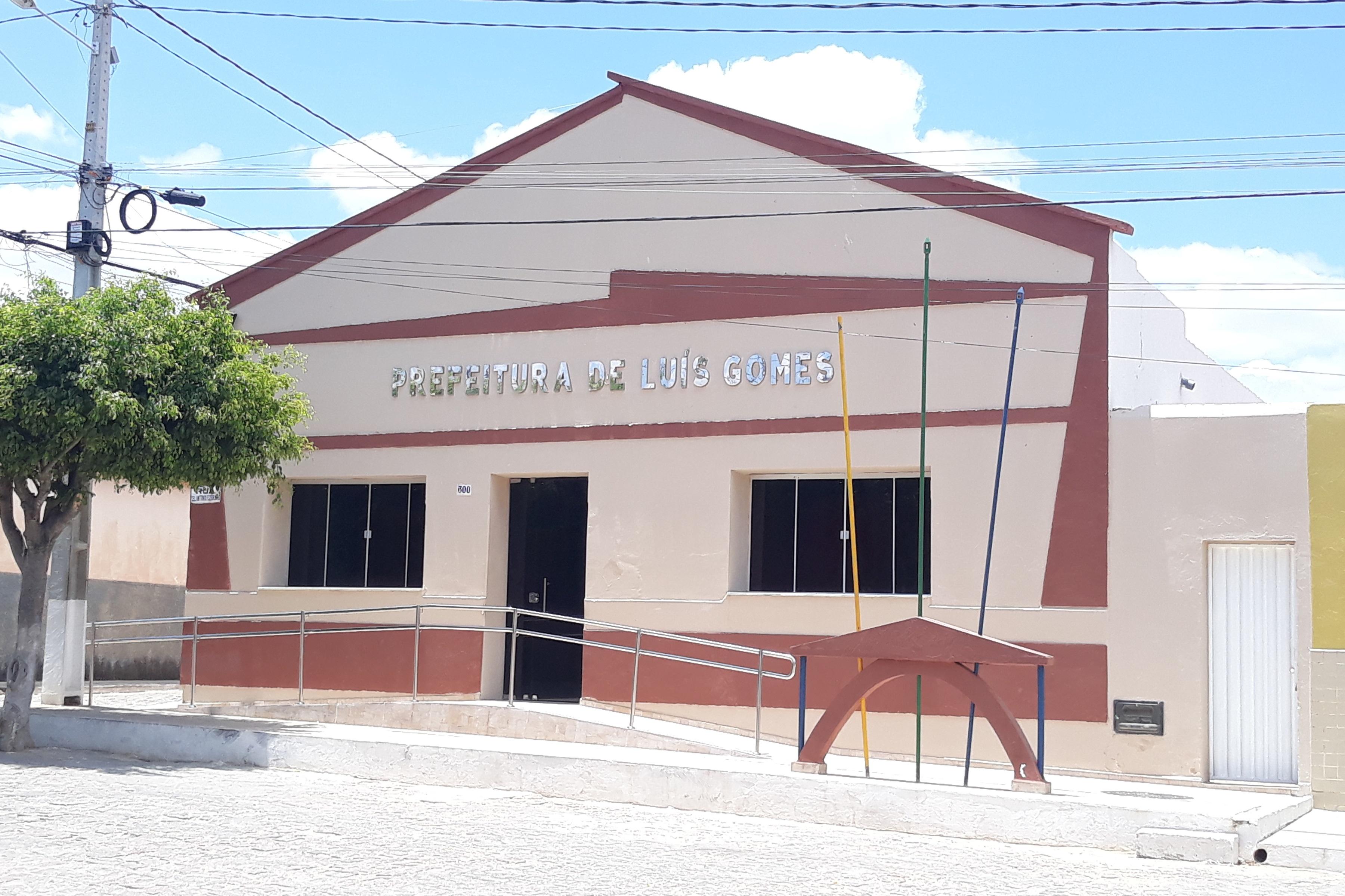 Ficheiro:Prefeitura Municipal de Luís Gomes (RN).jpg – Wikipédia ...