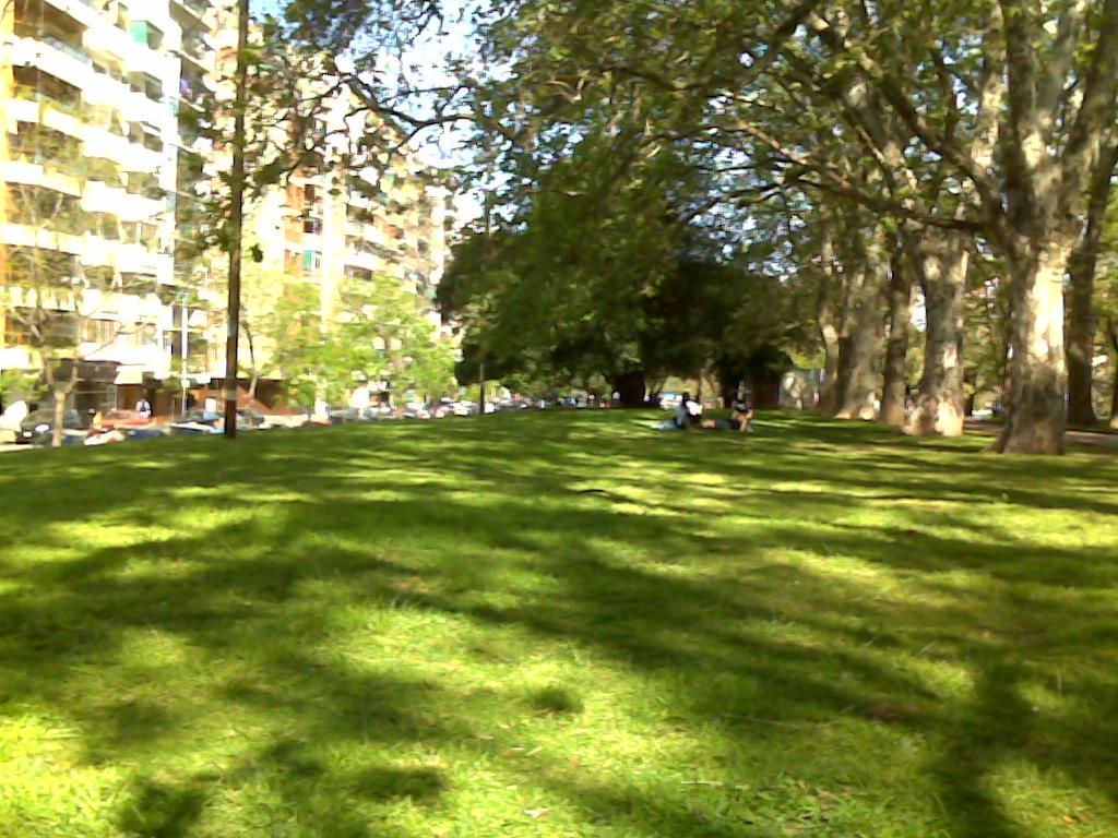 Central Park Cafe Npr Fl