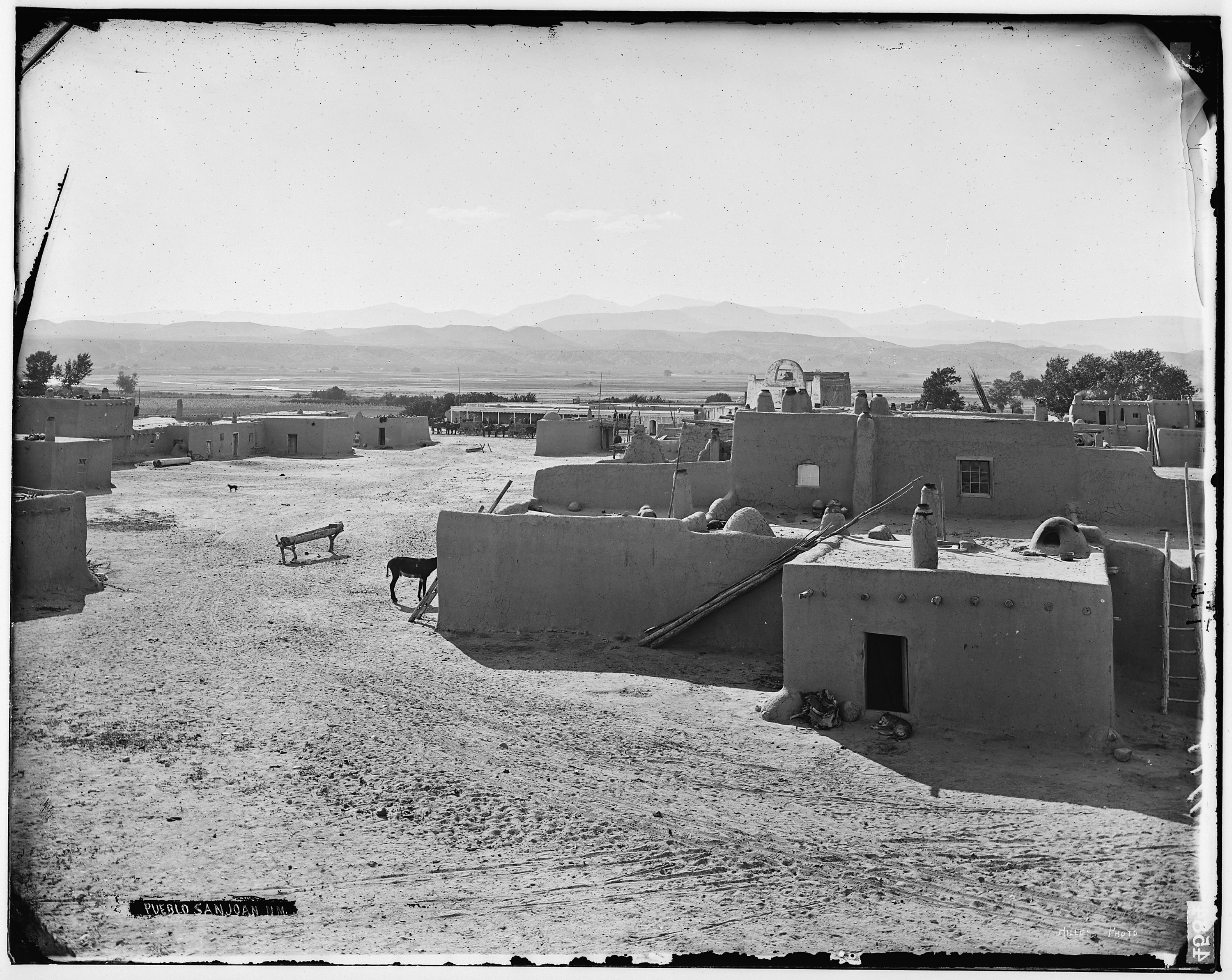 san juan pueblo guys The tewa name for san juan pueblo is ohke, the meaning of which is unknown the word pueblo comes from the spanish for village it refers both to a certain style of southwest indian architecture, characterized by multistory, apartment-like buildings [.