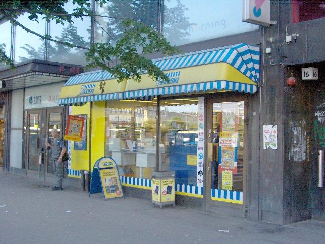 R Kioski Helsinki