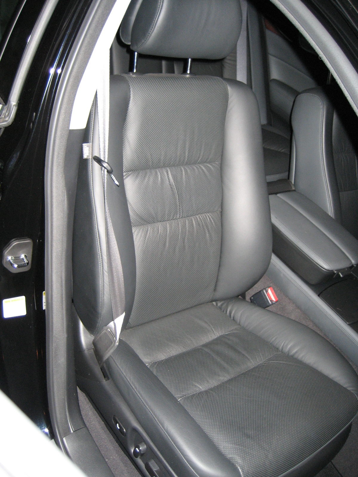 What Happens To Leather Car Seats Without Covers?