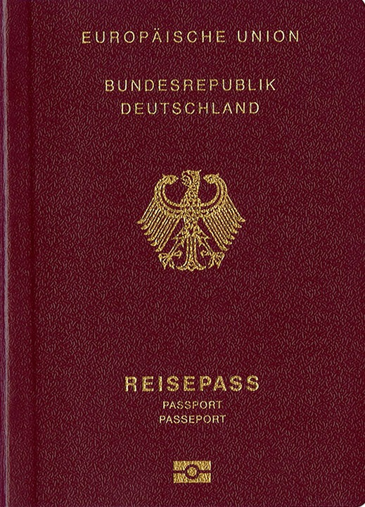 German Passport Wikipedia