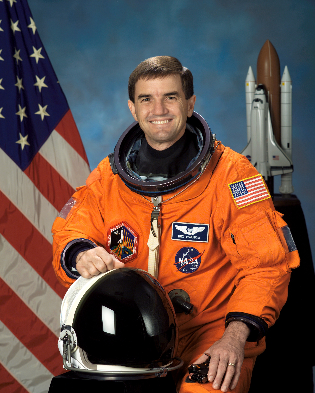 image of Rex J. Walheim