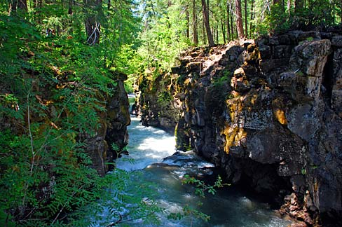 File Rogue River Gorge Jackson County Oregon Scenic Images Jacda0043a Jpg Wikimedia Commons