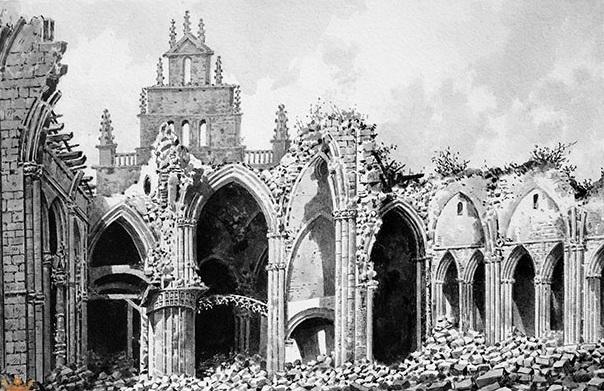 Ruinas del convento de San Pablo de Burgos--2.jpg
