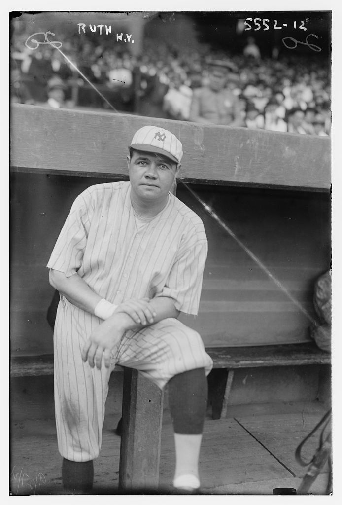 a biography of babe ruth a baseball player George herman ruth, jr, best known as babe ruth and nicknamed the bambino and the sultan of swat, was an american major league baseball player.
