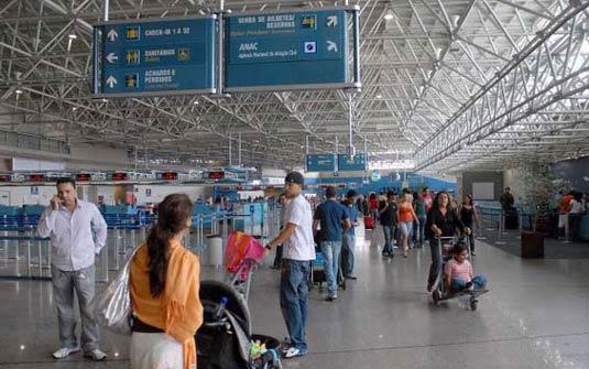 Flughafen Aeroporto Internacional Do Rio De Janeiro/galeão – Antonio Carlos Jobim