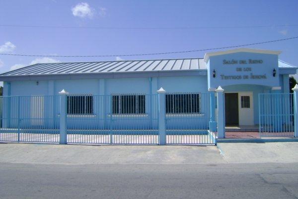 Salón del Reino de los Testigos de Jehová