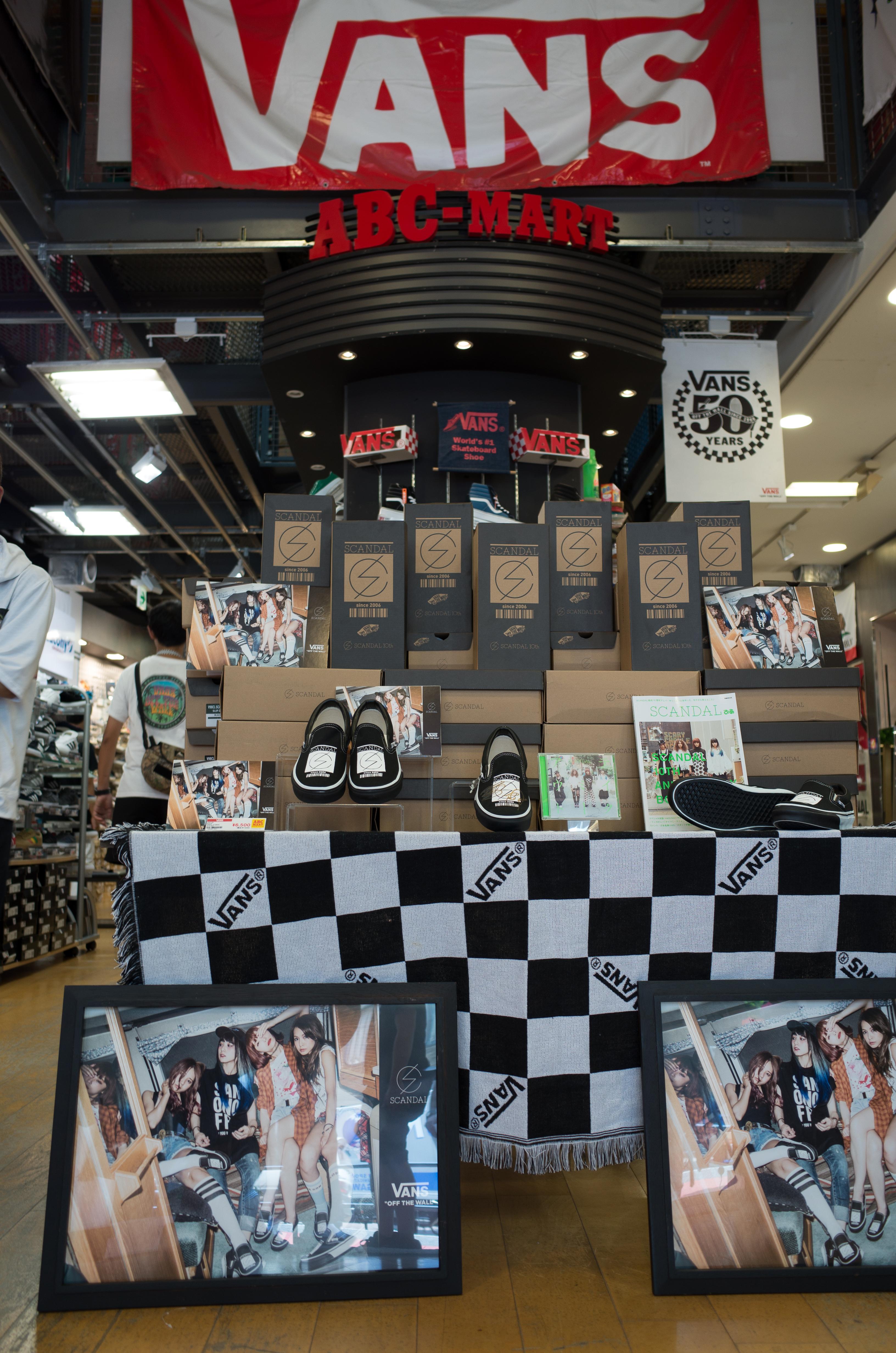 Vans Shoe Store Denver Colorado