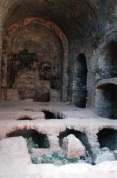 De syv sovernes hule i Efesos