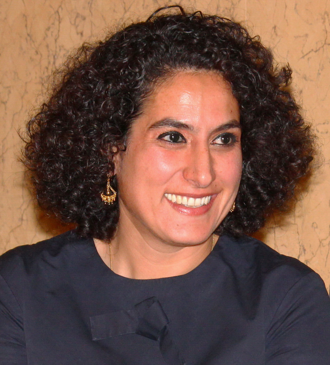 Image of Shirana Shahbazi from Wikidata