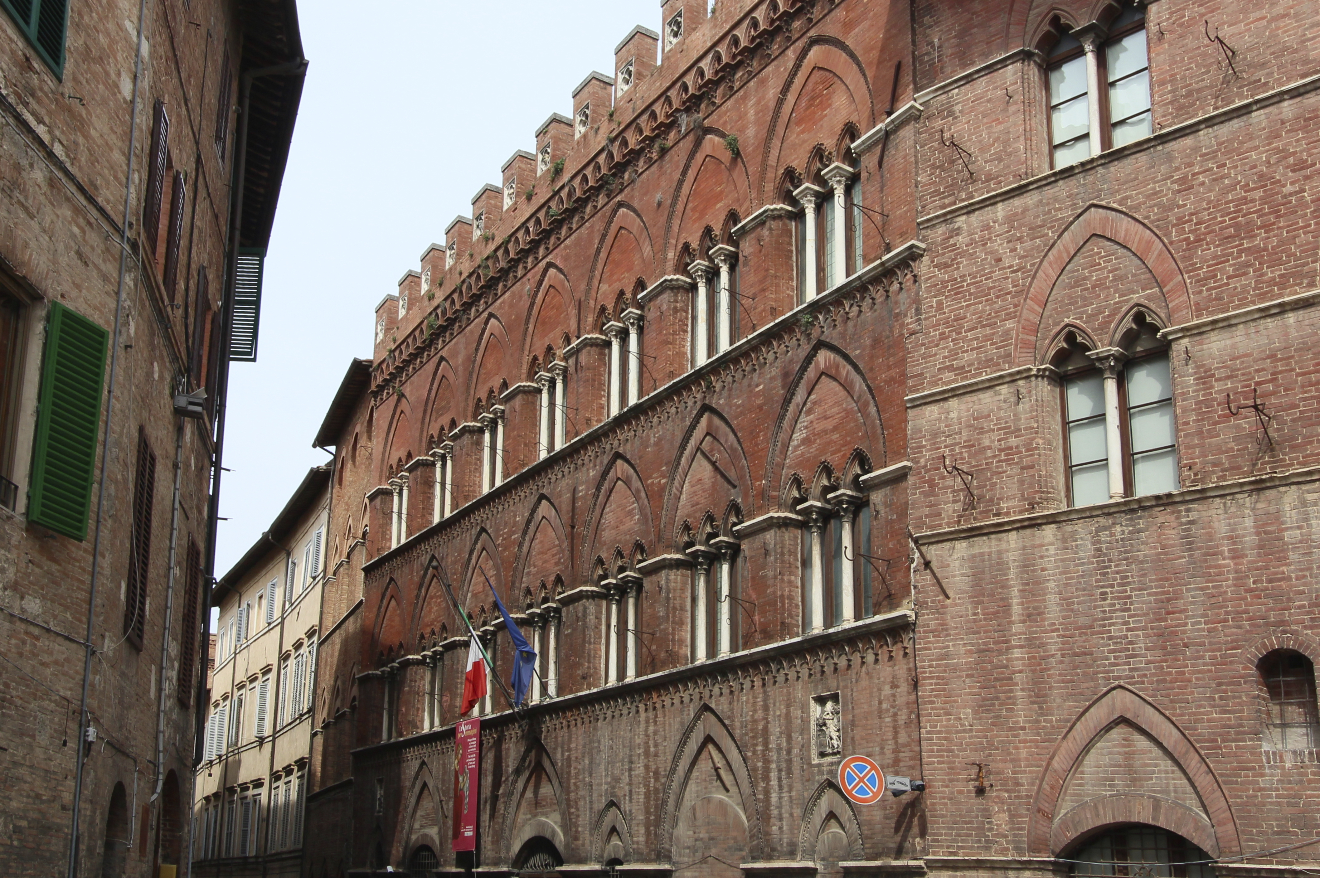 Siena, Pinacoteca nazionale (Palazzo Buonsignori)