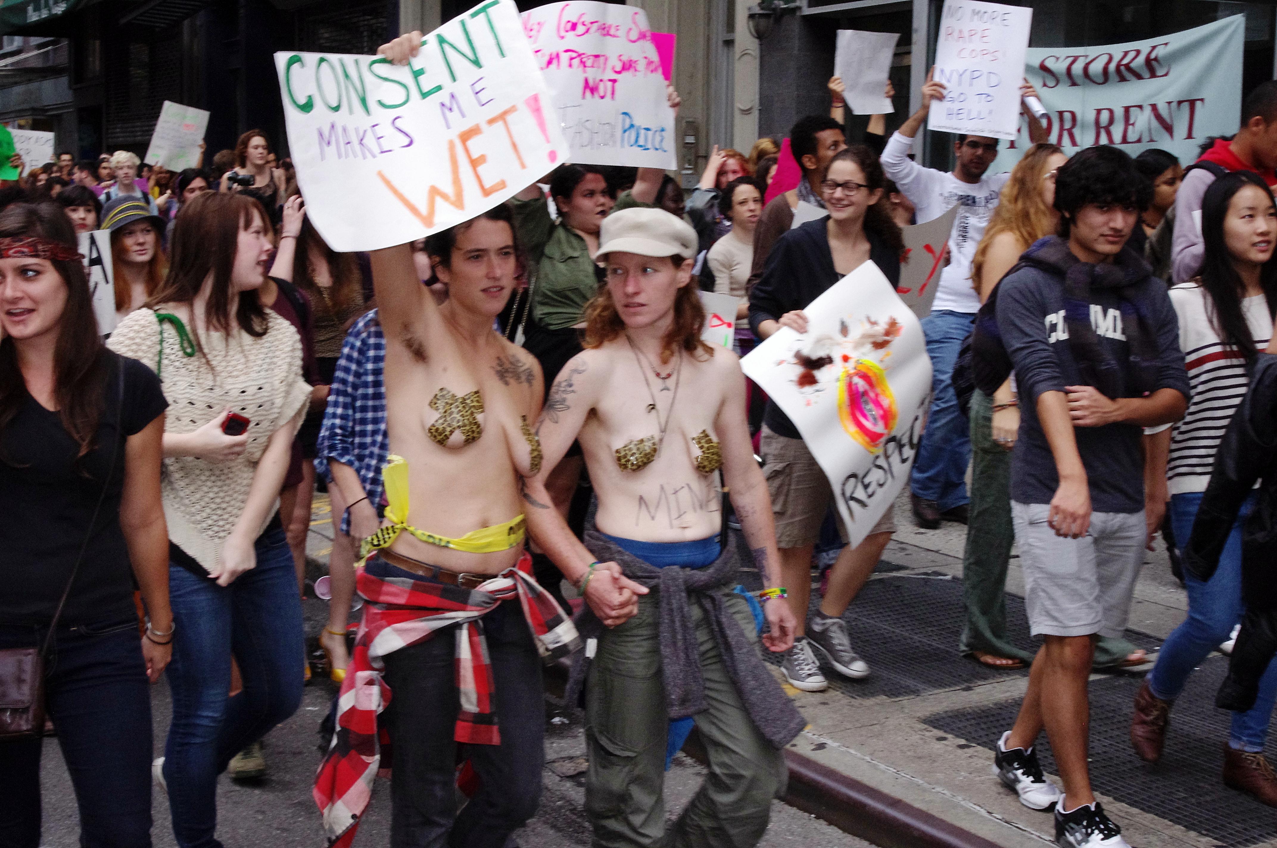 Useful idea Toronto slut walk photos
