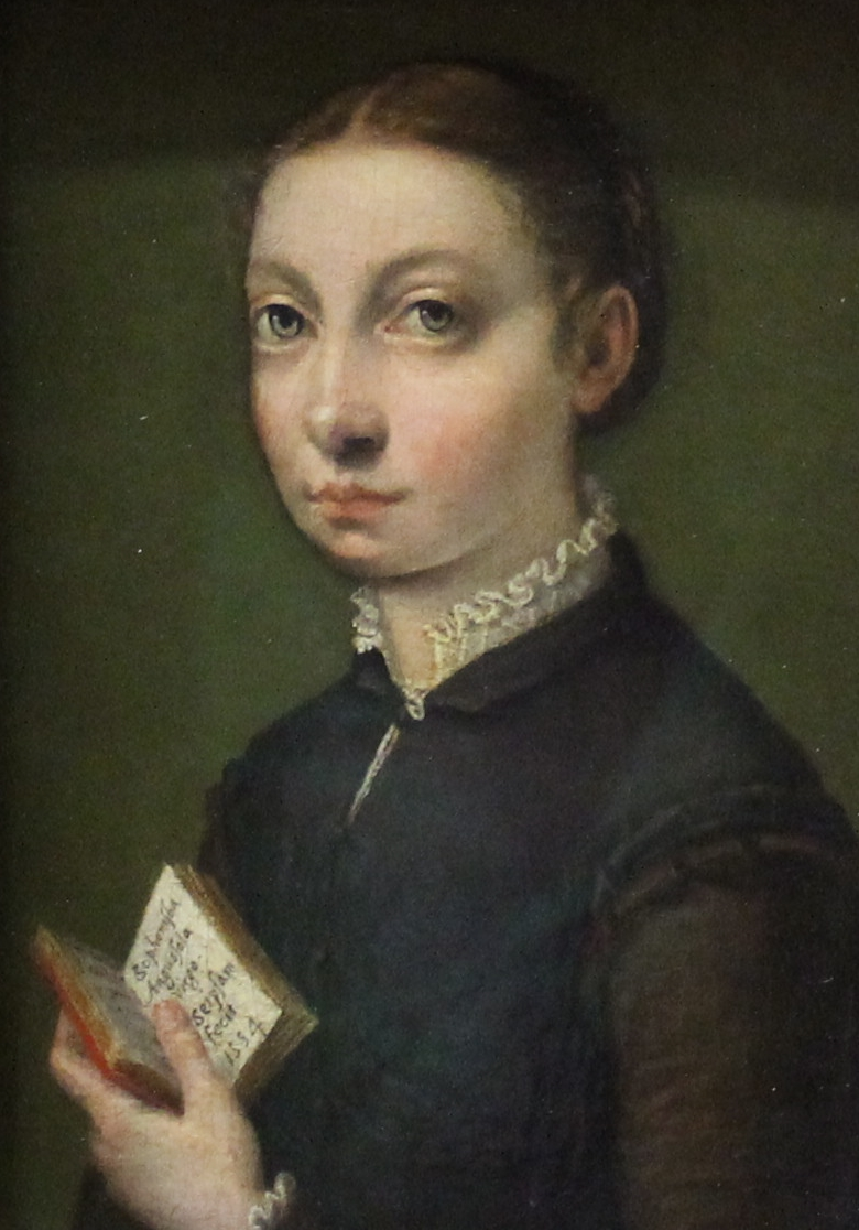 Sofonisba Anguissola Renaissance painter